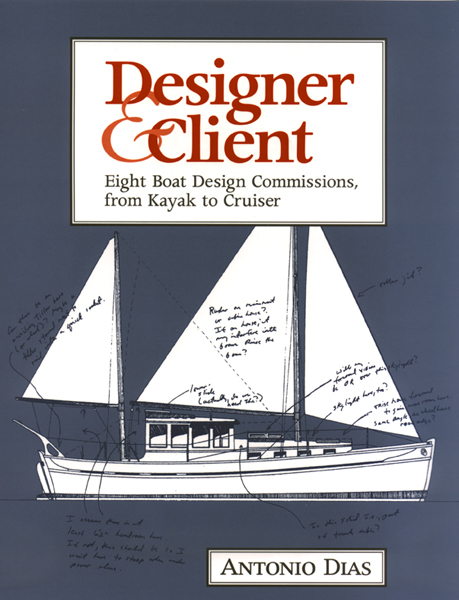 Designer & Client, my book on design, available on Amazon