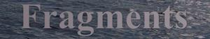 Fragments banner