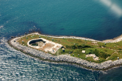 Coastal Defences 2 Aluminum Overcast