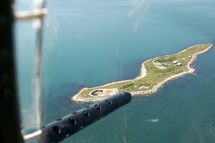 Coastal Defences Aluminum Overcast