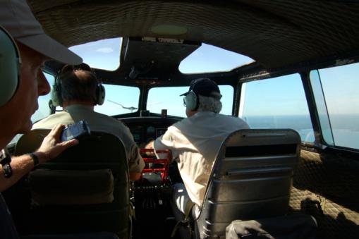 Flight Crew Aluminum Overcast