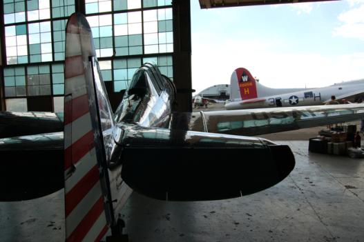 Hangar 1 Aluminum Overcast