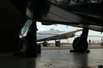 Hangar 3 Aluminum Overcast