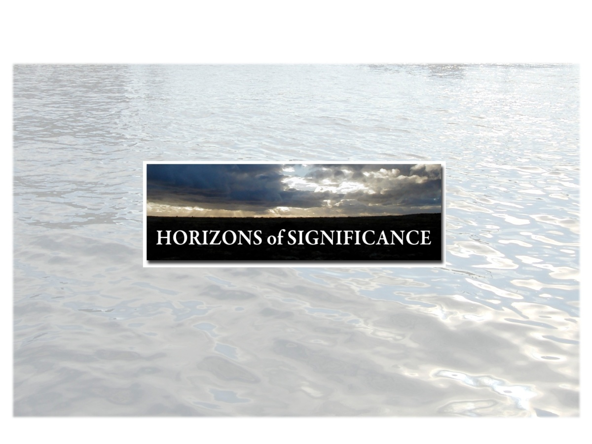 Horizons of Significance Post Feature