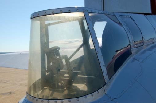 Tail Gun Aluminum Overcast
