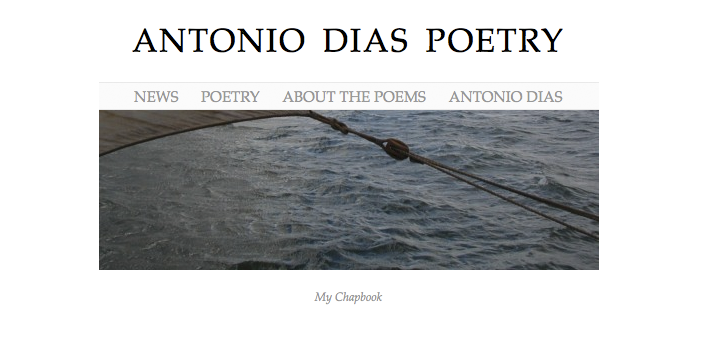 Antonio Dias Poetry