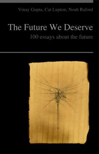 cover, The Future We Deserve