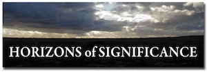 Horizons of Significance Banner