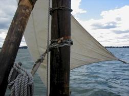 Shallop-Mast