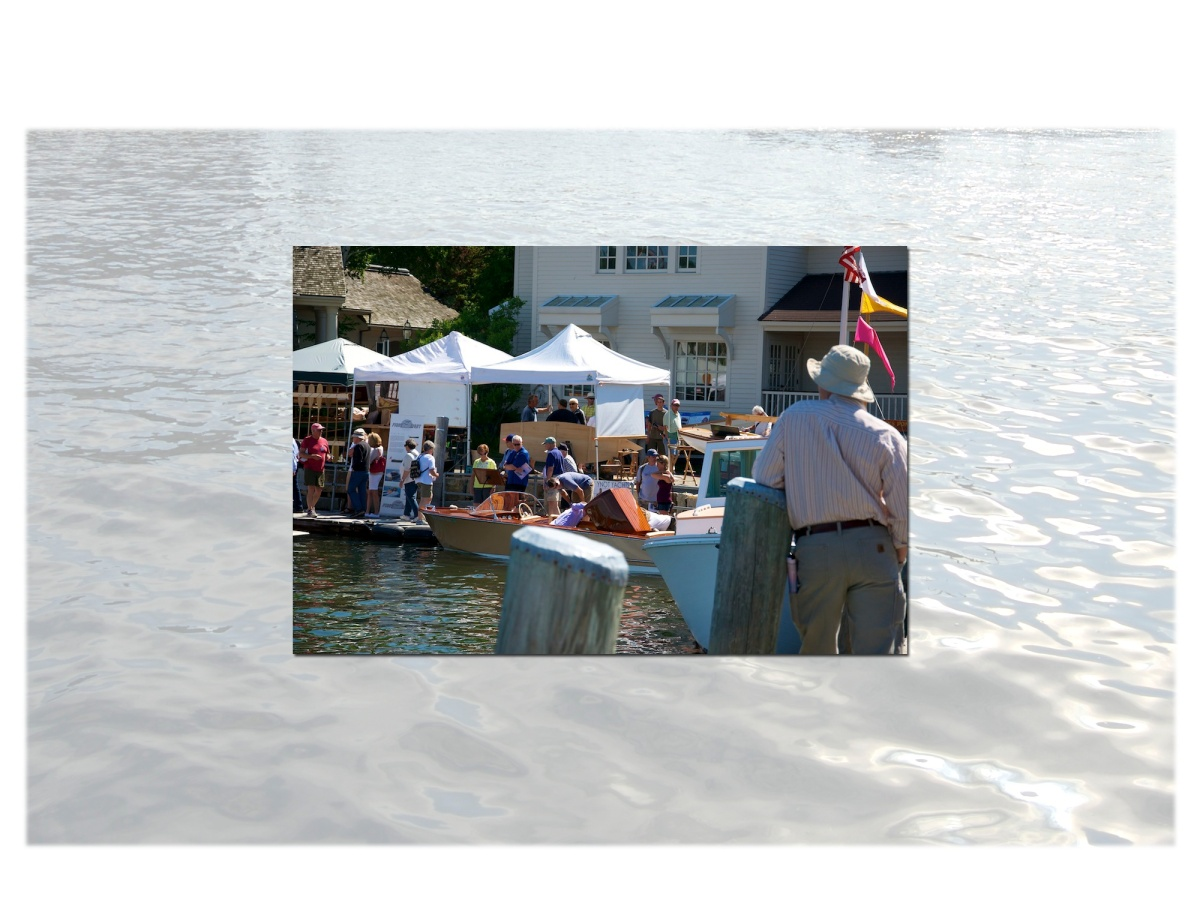 WoodenBoat Show '14 Feature