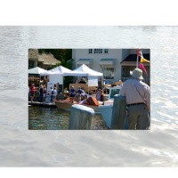 WoodenBoat Show, 2014