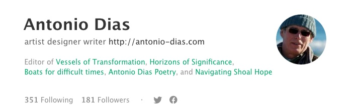 Antonio Dias Profile on Medium
