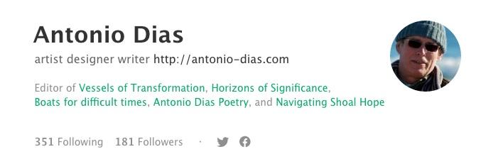Antonio Dias Profile on Medium