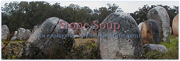 Standing Stones titled banner